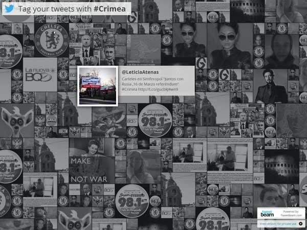 herramientas gratuitas para proyectar tweets-tweetbeam