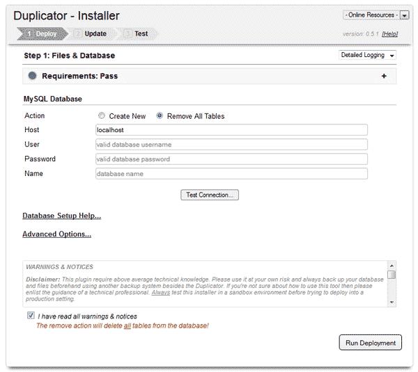 Como cambiar de hosting de forma fácil Duplicator