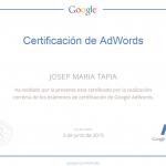 certificacion-google-adwords-josep-maria-tapia