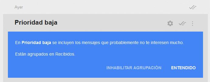 inbox-etiqueta-prioridad-baja